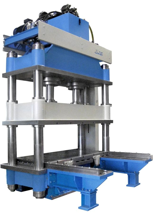 Practical Applications Of Hydraulic Press Machines